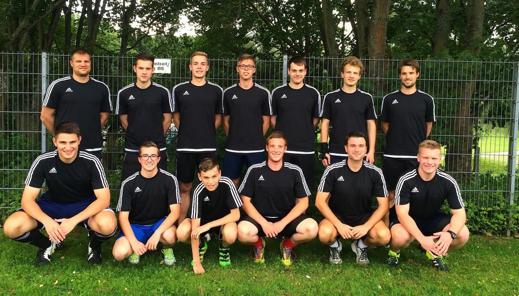 Die Teilnehmer des diesjährigen Trainingslagers in Wetzlar