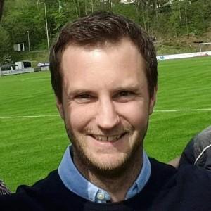 Hessenliga-Schiedsrichter und Neu-Marburger Timo Ide